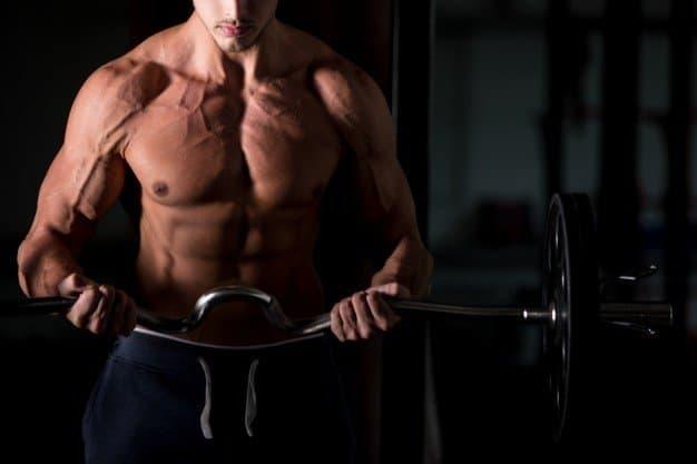 Haz pesas y te definirás rapidamente