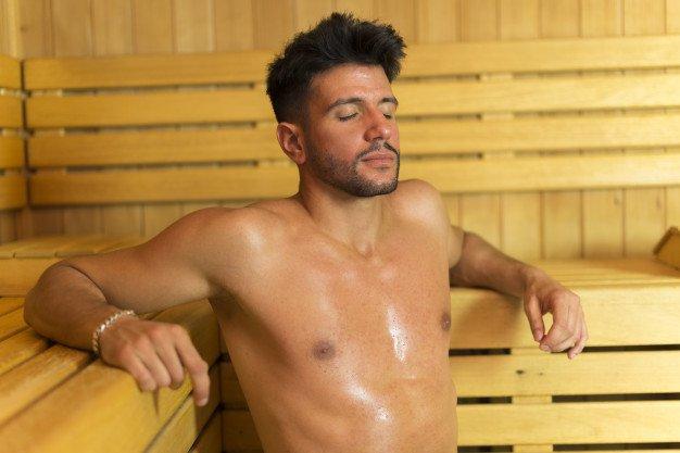 Para perder peso no es necesaria la sauna