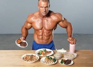 como ganar músculo