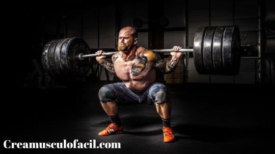 usa ejercicios compuestos y perderás grasa aumentando masa muscular al mismo tiempo