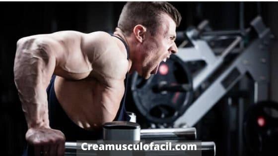 Entrenamiento de alta intensidad para aumentar masa muscular