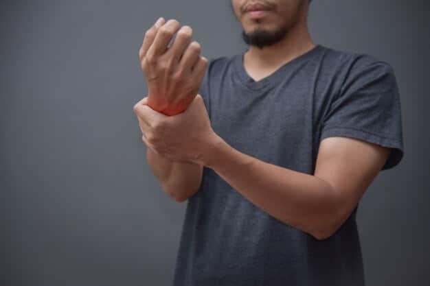pesas contra la artritis