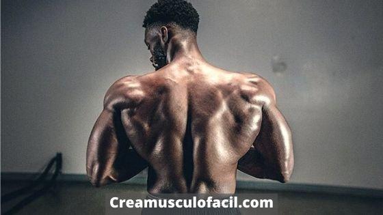 entrena tus dorsales correctamente