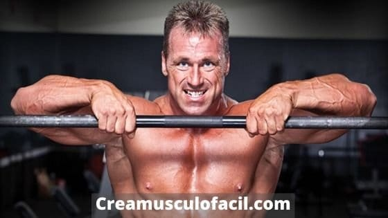 acción muscular del remo al cuello