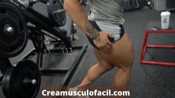 rutina de piernas para aumentar volumen y masa muscular
