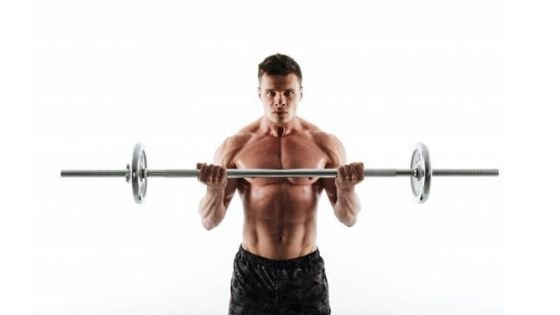 Musculación con barra
