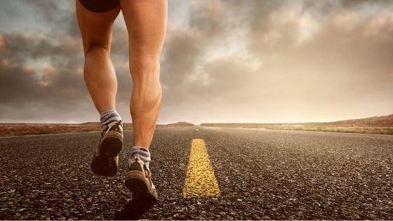 ¿Es mejor andar o correr?