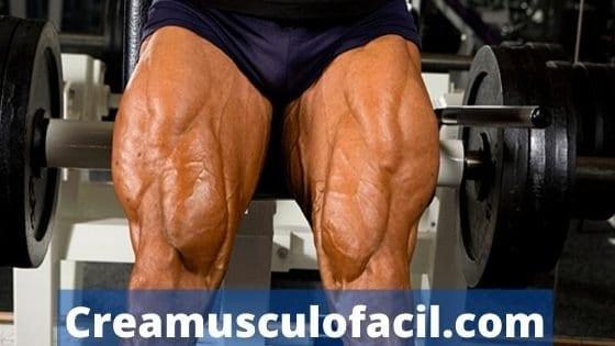 Puedes aumentar la masa muscular de tus piernas