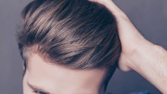 ¿Cómo teñirse el pelo hombres?