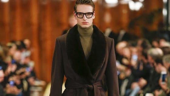 El frío es el mejor momento para vestir de una manera elegante