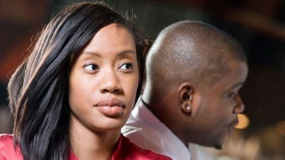 ¿Cómo saber si mi pareja está decepcionada conmigo?