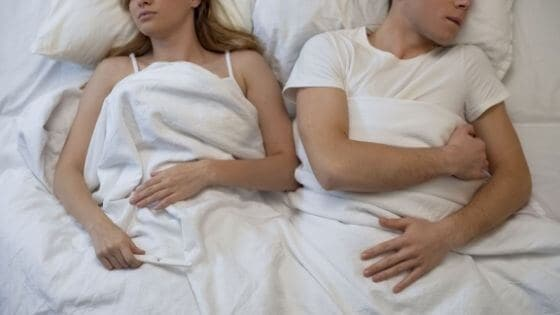Tu pareja no quiere intimidad contigo