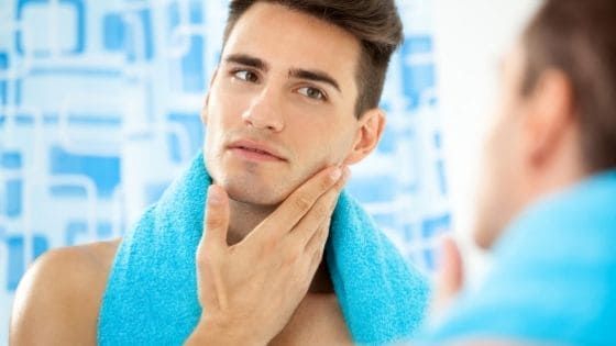 ¿Cómo cuidar la cara si eres hombre?