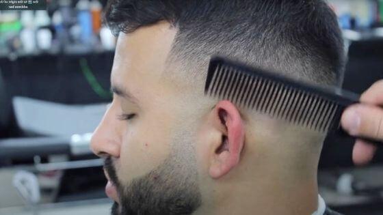 ¿Qué es el degrade en el pelo?